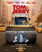 TOM & JERRY poster 2