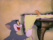 Dog Trouble - Tom trying to get Jerry