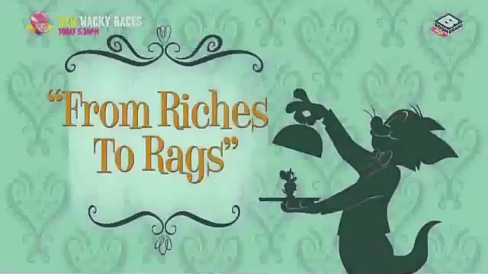 From Riches to Rags