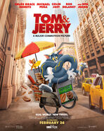 TOM & JERRY poster 3