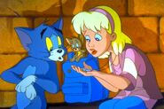 Robyn tells Tom & Jerry