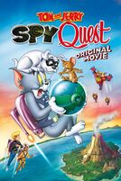 Tom and jerry spy quest box