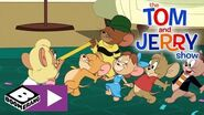The Tom and Jerry Show Jerry's Party Boomerang UK 🇬🇧