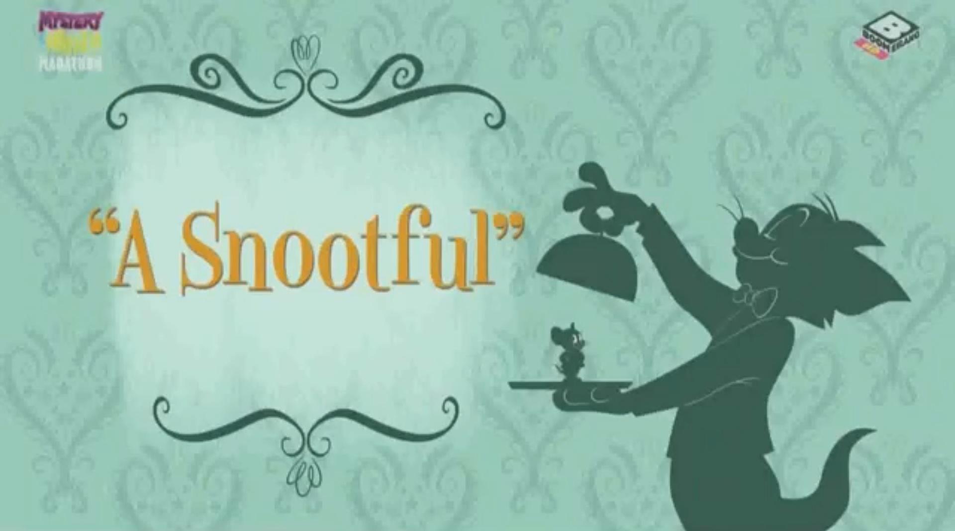 A Snootful