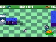 Tom and Jerry Mouse Hunt GameBoy