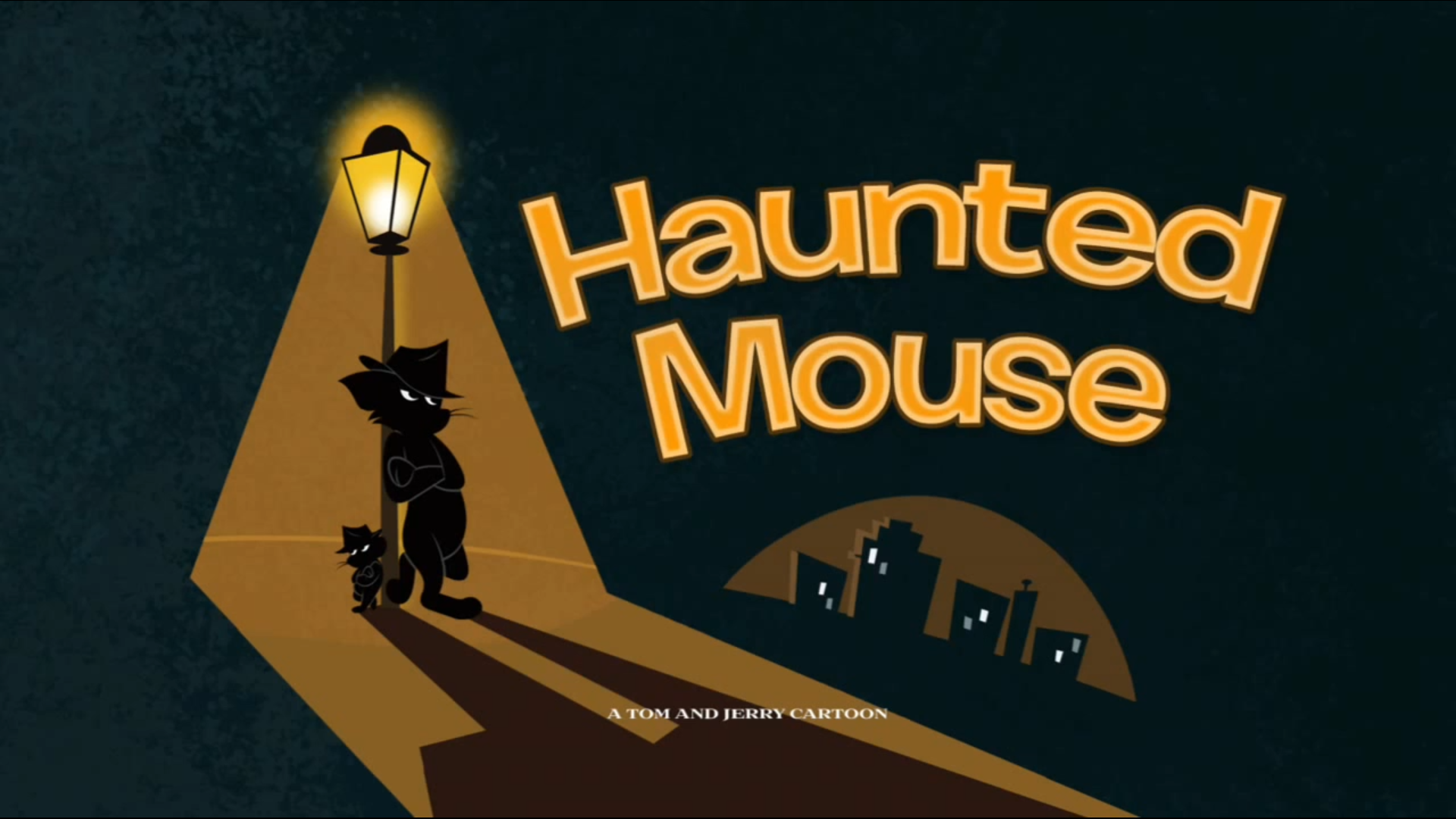Haunted Mouse (The Tom and Jerry Show (2014) episode)