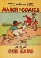 March of Comics 3 - Our Gang - Cover 03