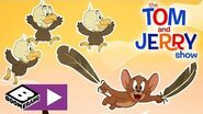 The Tom and Jerry Show Baby Eagle Boomerang UK