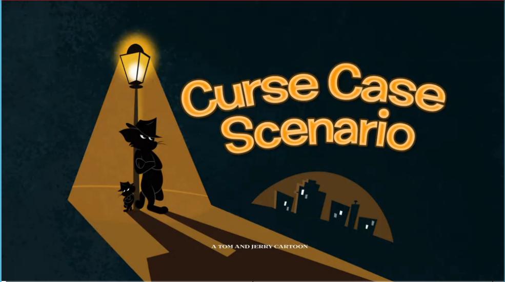 Curse Case Scenario