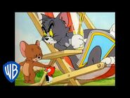 Tom & Jerry - Fixing That January Blue! - Classic Cartoon Compilation - WB Kids