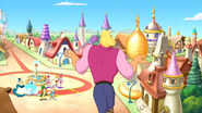 Tom and Jerry's Giant Adventure - Ginormous walk dance