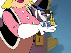 Cry Uncle - Auntie Spinner and Uncle Pecos.PNG