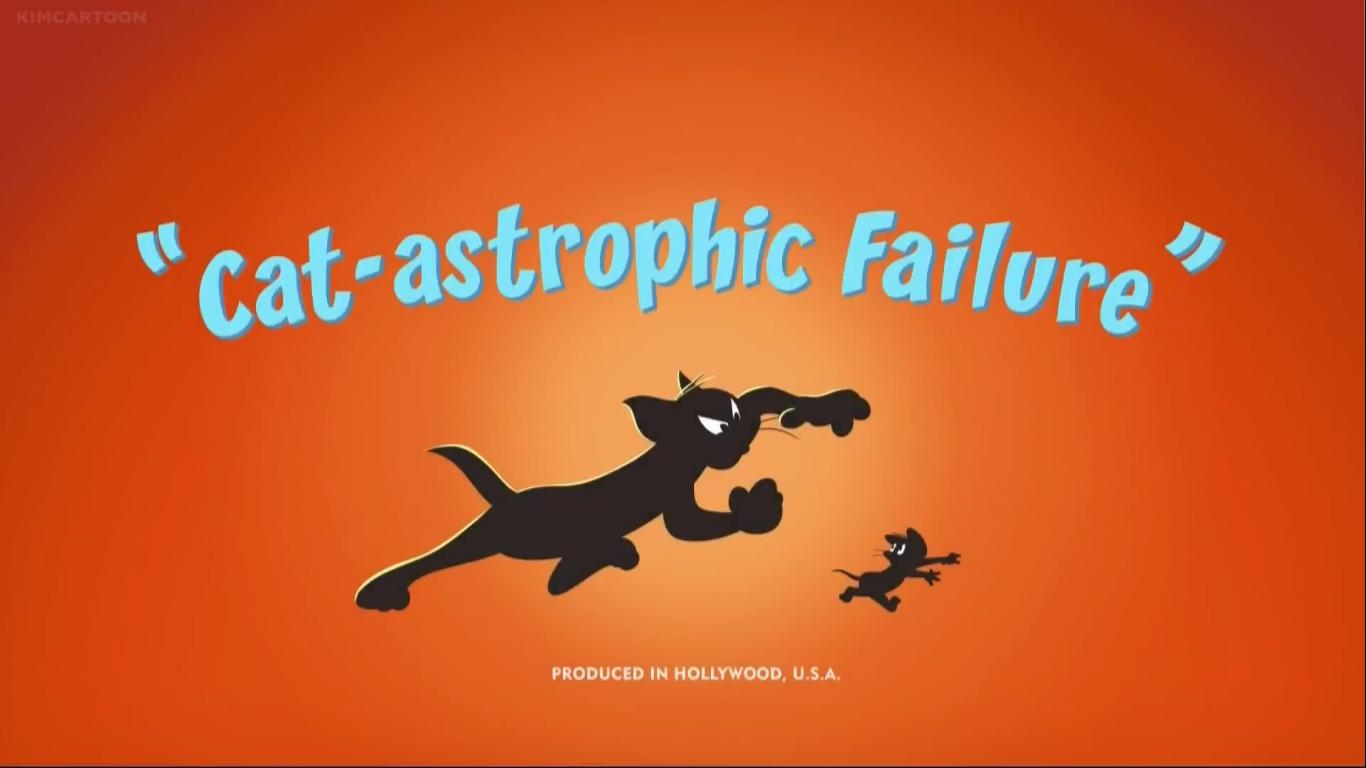 Cat-astrophic Failure