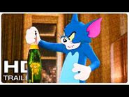 """TOM AND JERRY """"Tom Captures Jerry"""" Trailer (NEW 2021) Animated Movie HD"""