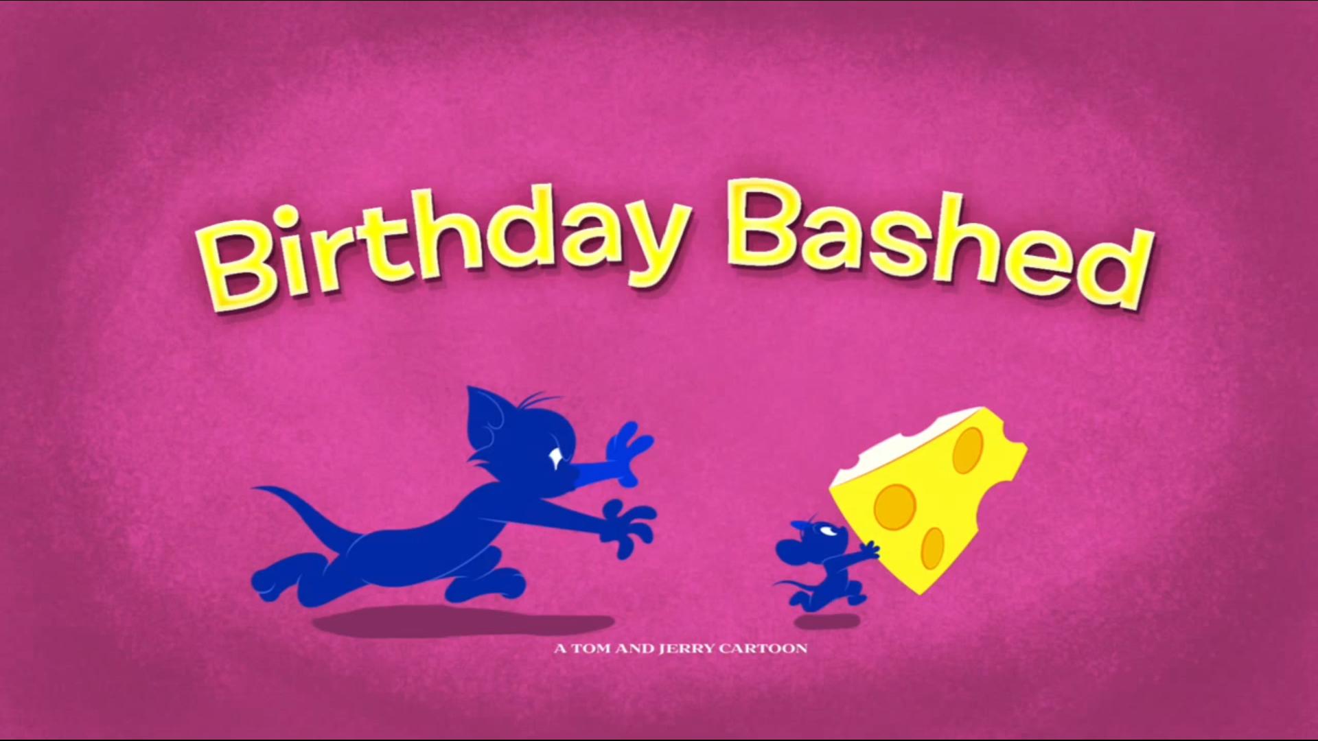 Birthday Bashed