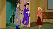 George, Joan and Jeannie