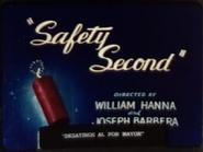 Safety Second Original Titles 1