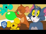 Tom & Jerry - Balloon Blowing Party - Classic Cartoon Compilation - WB Kids