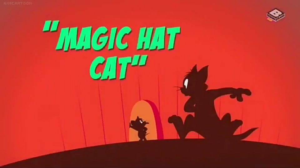 Magic Hat Cat