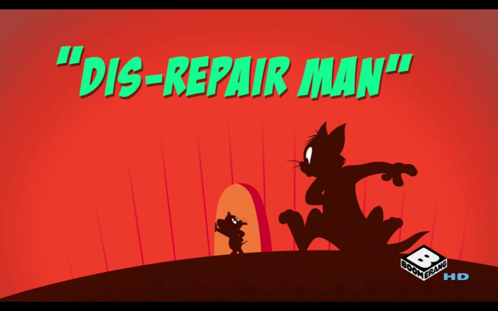 Dis-Repair Man