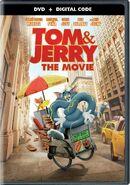 T&J Movie 2021 DVD