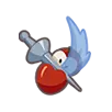 Sword & Apple from T&J Chase.webp