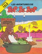 Special Tele - Bop et Be Bop - Beach Scene cover