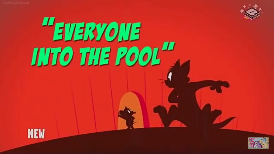 Everyone Into the Pool