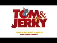 Tom & Jerry Official Soundtrack - Tom and Jerry Arrive – Christopher Lennertz - WaterTower