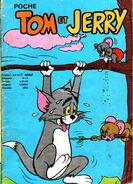 SFPI - Tom et Jerry Poche 02 - Cover