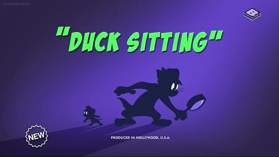 Duck Sitting