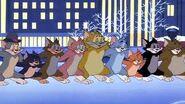 Cat chorus line