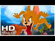 """TOM AND JERRY """"Jerry Scares Tom"""" Trailer (NEW 2021) Animated Movie HD"""