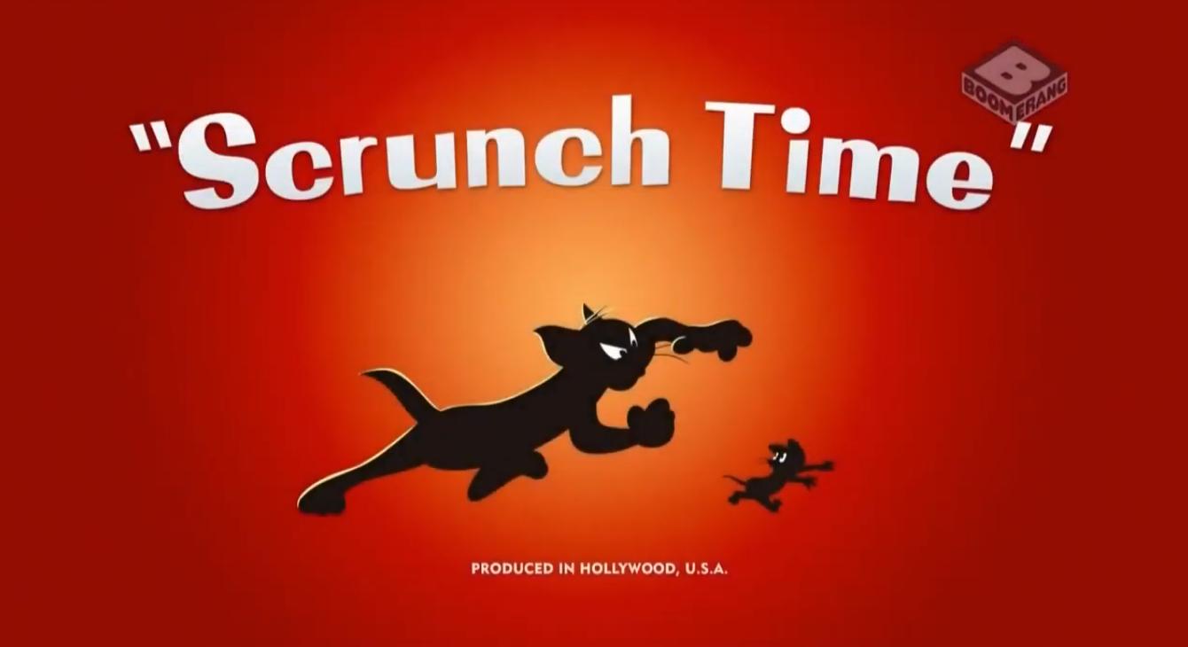 Scrunch Time