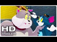 TOM AND JERRY Trailer -2 Official (NEW 2021) Animated Movie HD