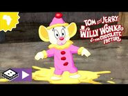 A Very Sweet Chase - Tom and Jerry- Willy Wonka and the Chocolate Factory - Boomerang Africa