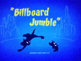 Billboard Jumble