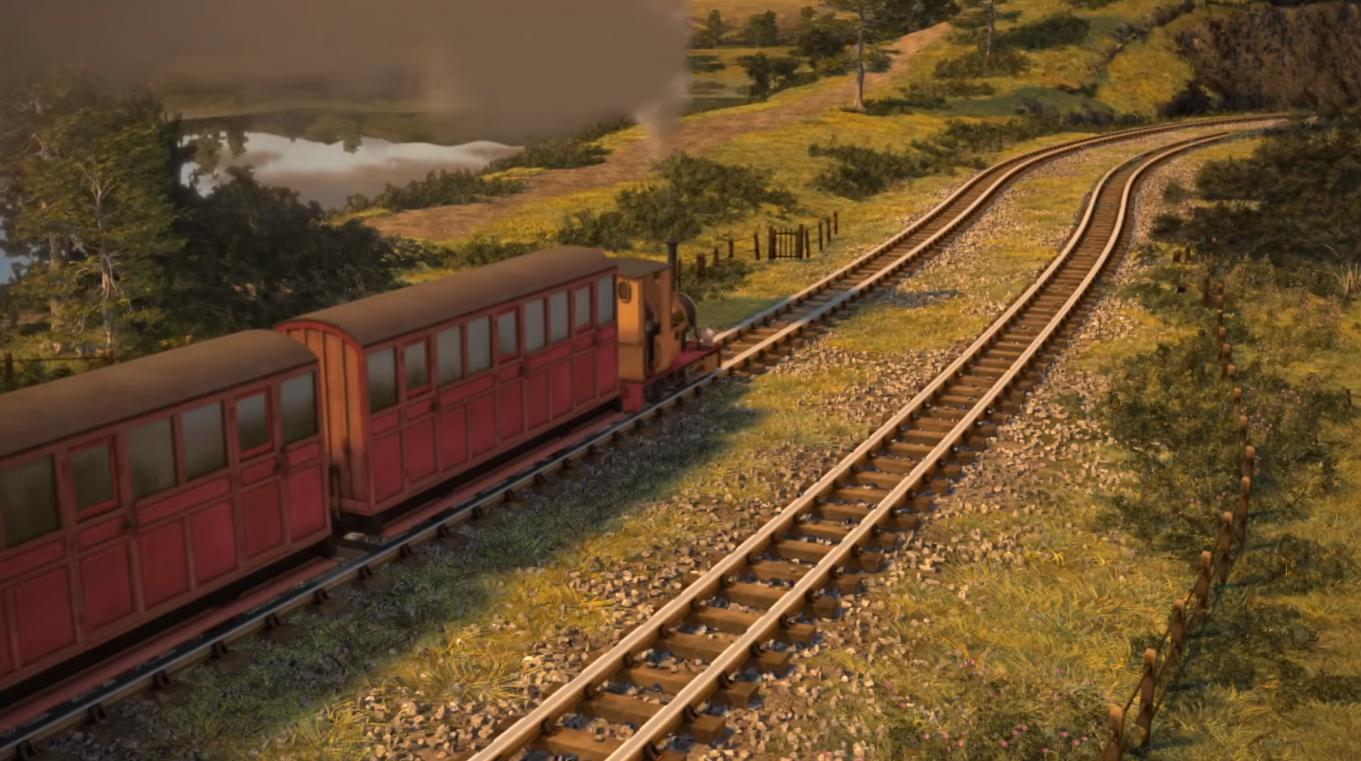 Железная дорога Скарлоуи