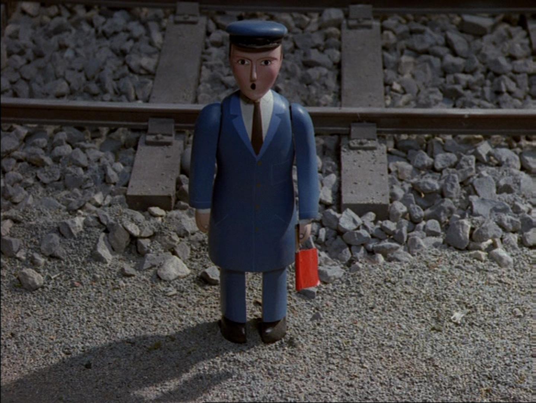 Бригадир железных дорог Великобритании