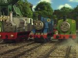 Томас, ты лидер!