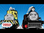 Carlos Races Raul! - Great Race Friends Near and Far - Thomas & Friends