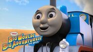 Thomas & Friends UK Big World! Big Adventures!™ The Movie Official Movie Trailer