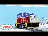 Ivan's Chilly Way Home - Great Race Friends Near and Far - Thomas & Friends