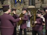 Содорский духовой оркестр