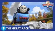 The Great Race Frieda of Germany The Great Race Railway Show Thomas & Friends