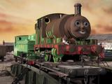 Перси и его шоколадная корочка