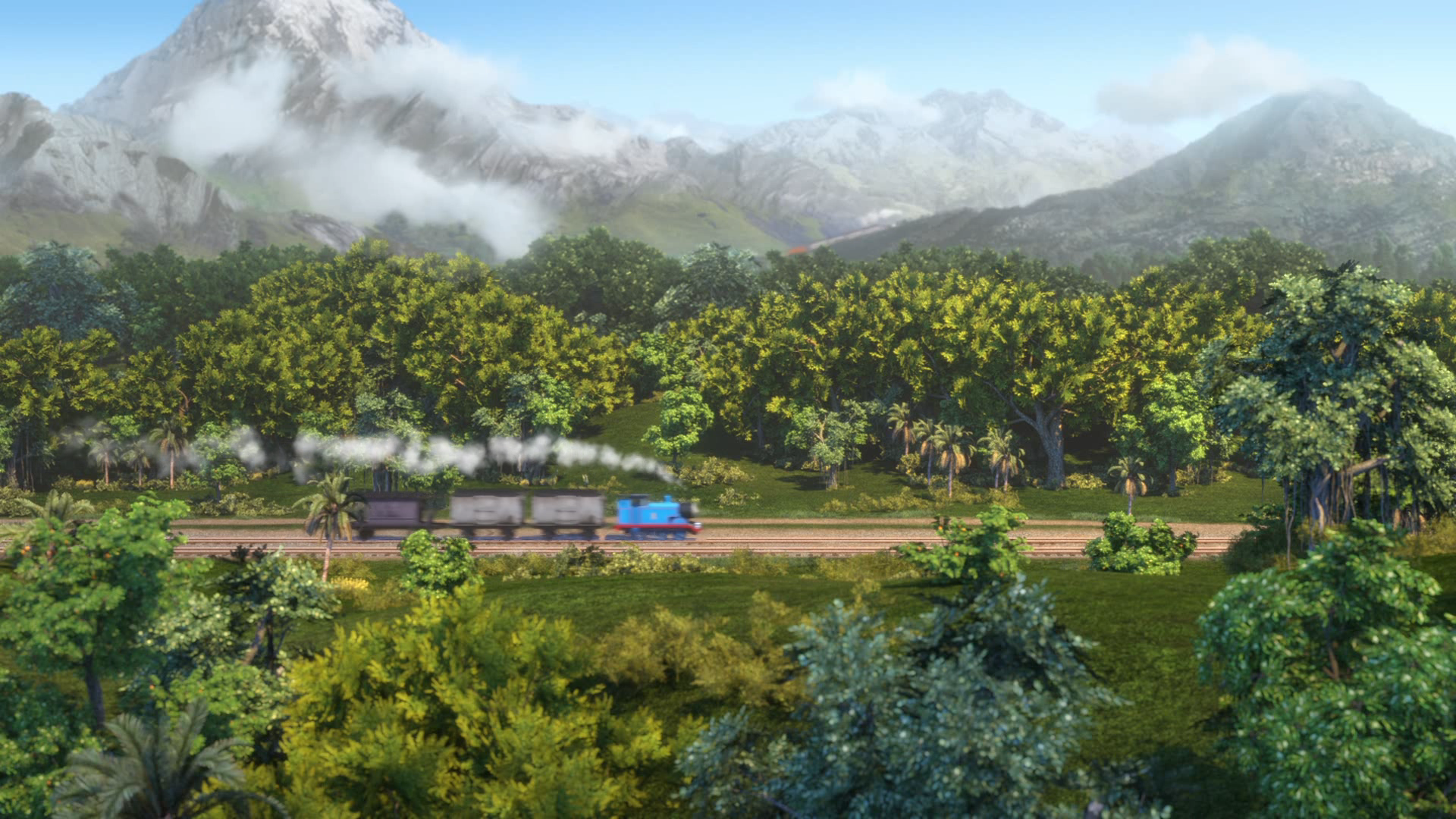 Индийская горная железная дорога