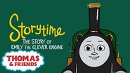 Thomas & Friends™ The Story of Emily the Clever Engine NEW Story Time Podcast for Kids