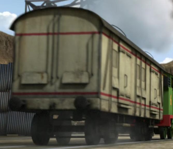 Служебные фургоны