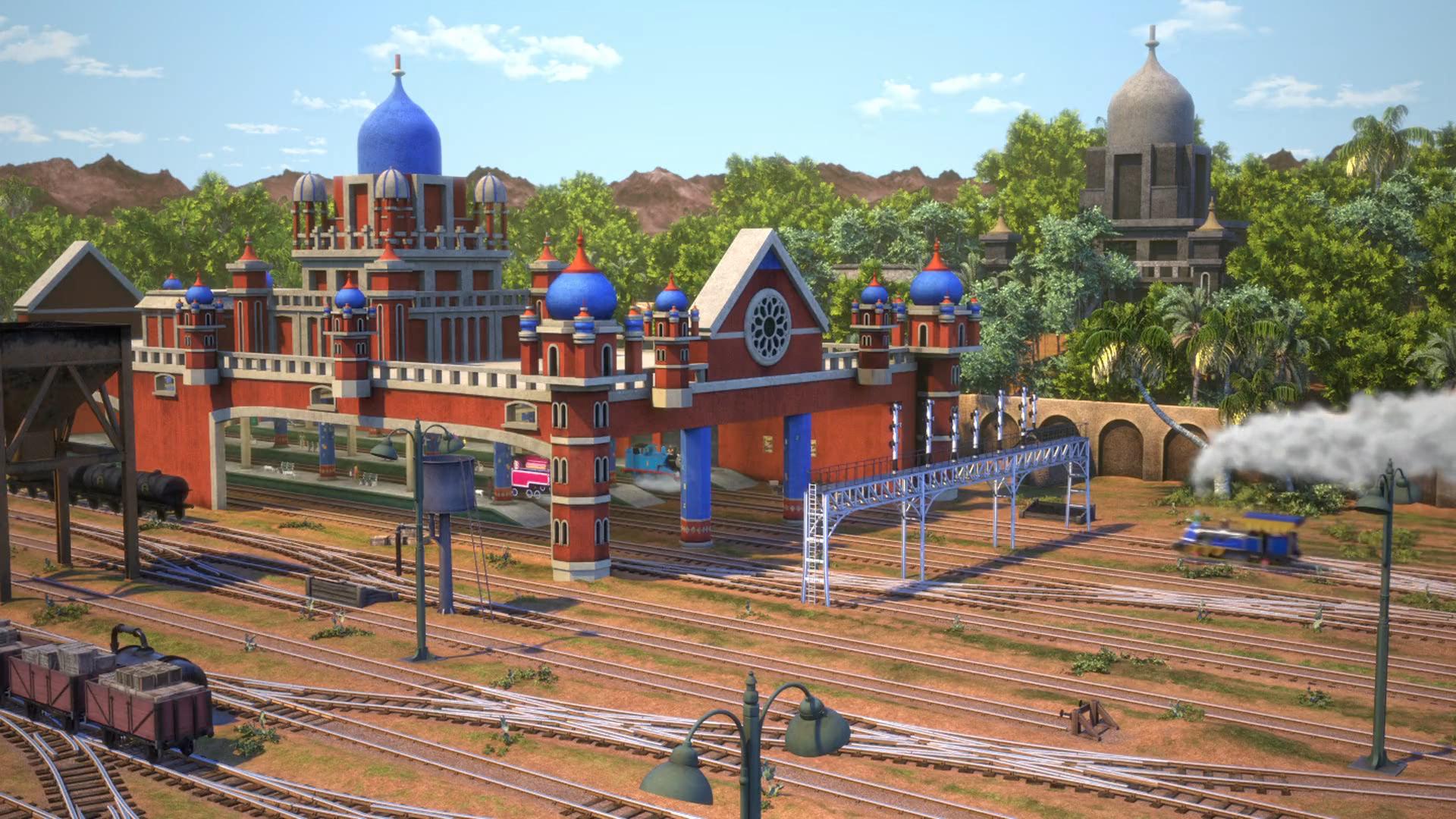 Железнодорожная станция Варкалы
